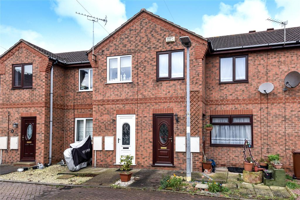 3 Bedrooms Terraced House for sale in Haven Gardens, Grimsby, DN31
