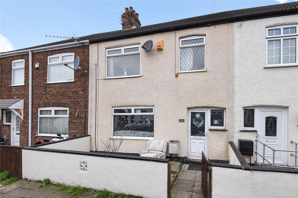 3 Bedrooms Terraced House for sale in Henry Street, Grimsby, DN31