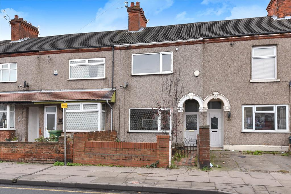 3 Bedrooms Terraced House for sale in Park Street, Grimsby, DN32