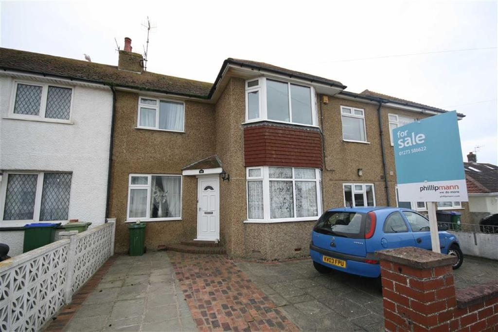 4 Bedrooms Terraced House for sale in Bolney Avenue, Peacehaven