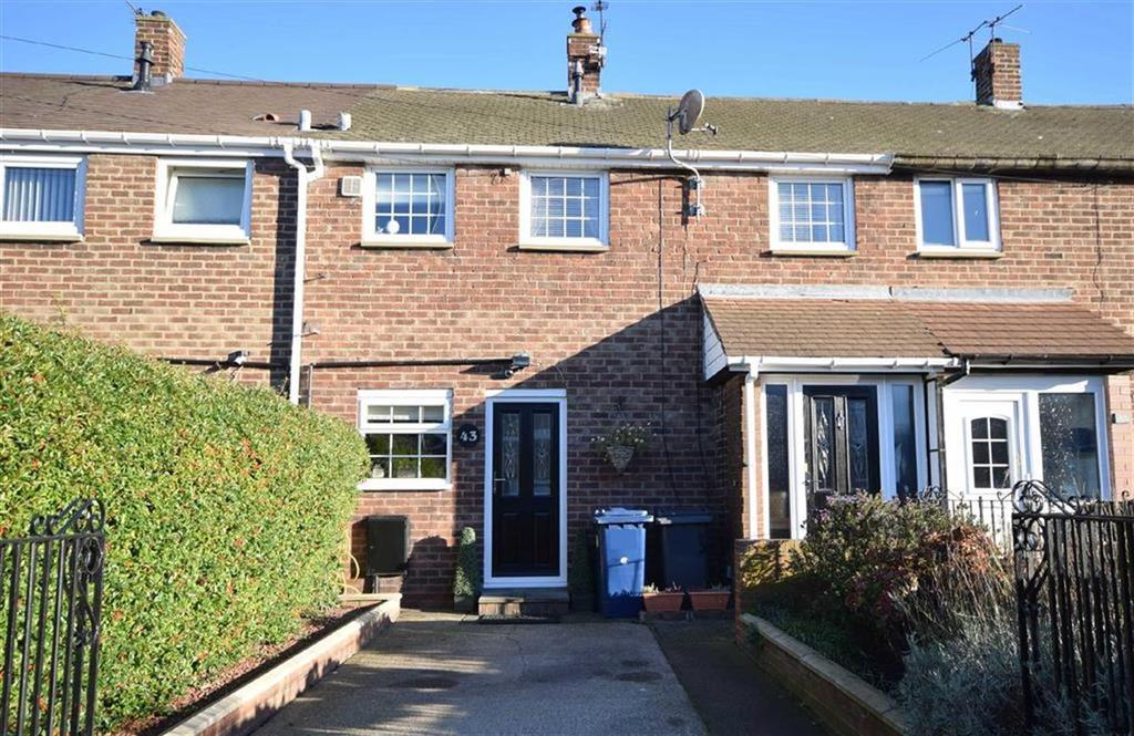 2 Bedrooms Terraced House for sale in Brisbane Avenue, South Shields