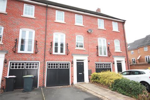 3 bedroom townhouse to rent - Wharton Crescent, Beeston, Nottingham, NG9