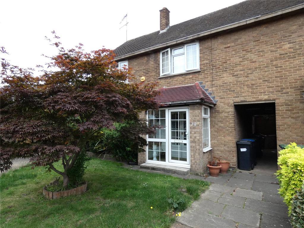3 Bedrooms End Of Terrace House for sale in Pickkets Lock Lane, London, Edmonton, N9