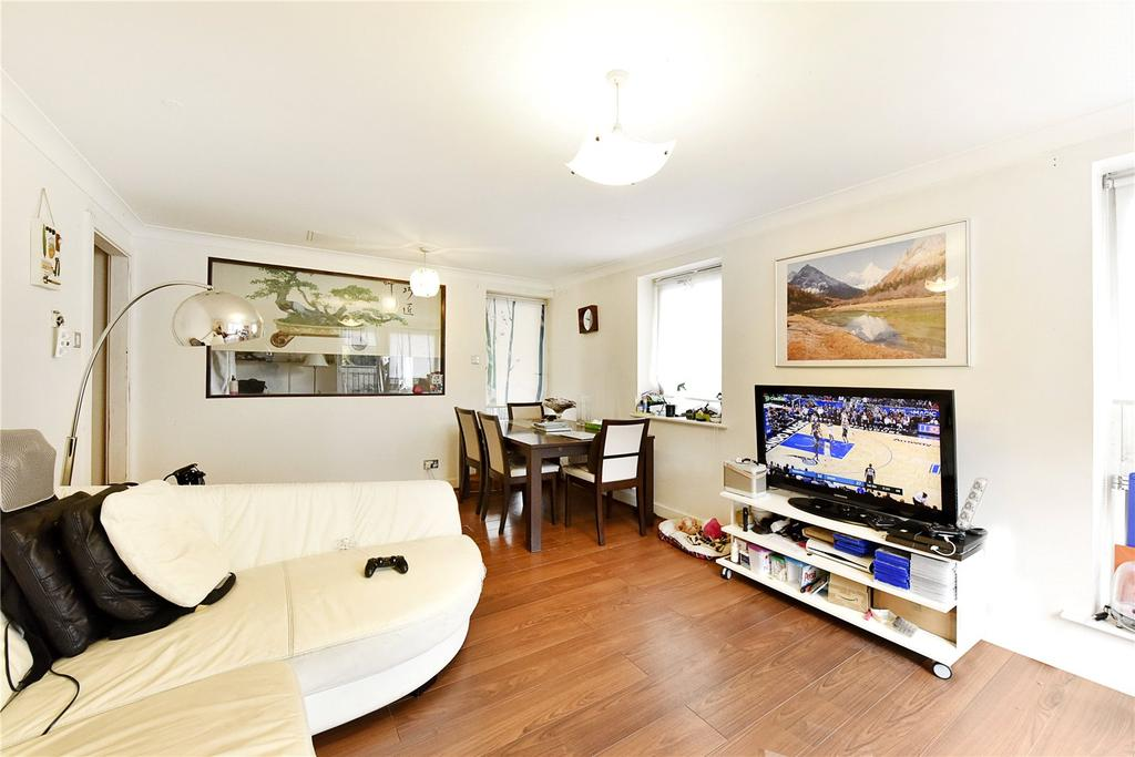 2 Bedrooms Flat for sale in Bartholomew Court, 10 Newport Avenue, London