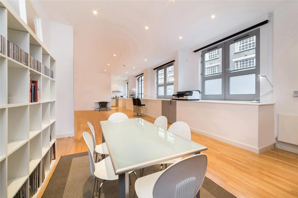 2 Bedrooms Flat for sale in Butlers Colonial Wharf, London