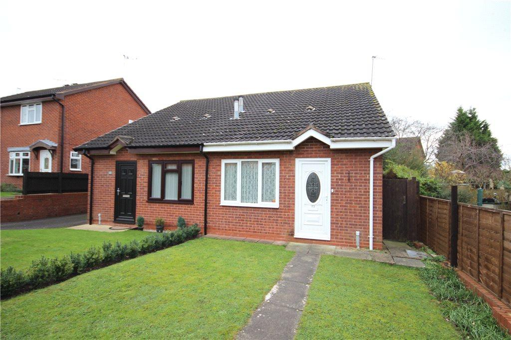 1 Bedroom Semi Detached House for sale in Shipwright Close, Worcester, Worcestershire, WR4