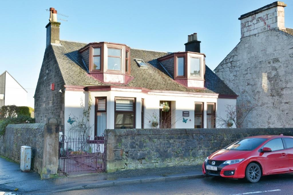 3 Bedrooms Cottage House for sale in Millbank Cottage Brewery Street, Johnstone, PA5 8BQ