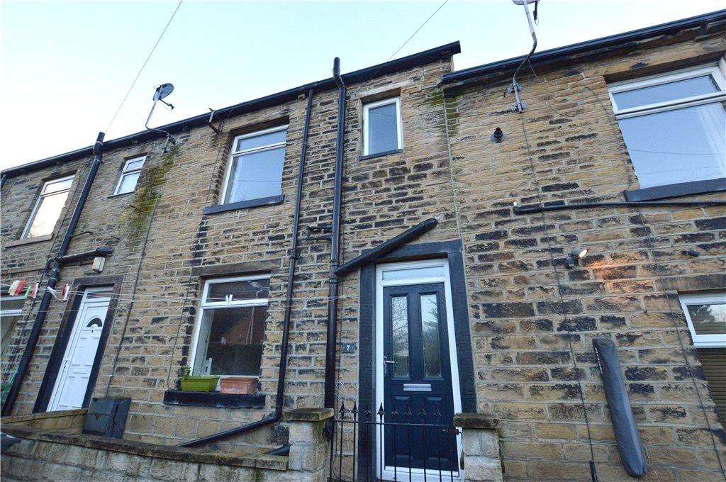 1 Bedroom Terraced House for sale in Inghams Terrace, Pudsey, West Yorkshire