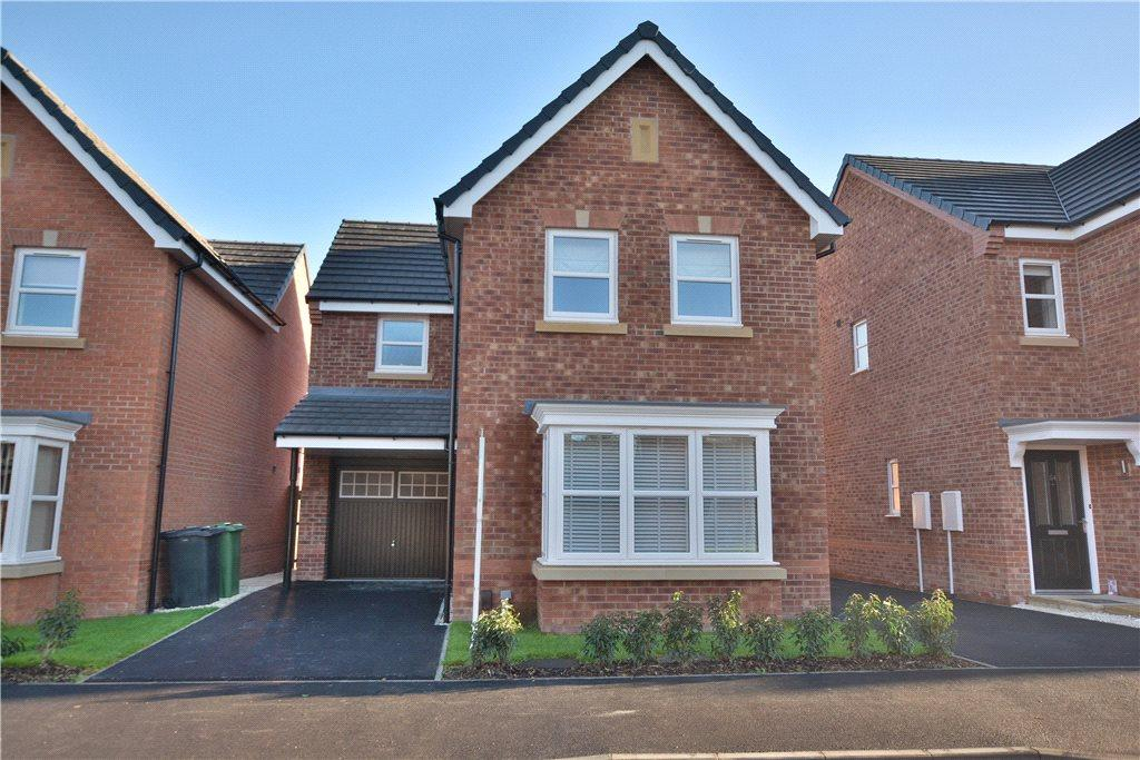 3 Bedrooms Detached House for sale in Noble Crescent, Wetherby, West Yorkshire