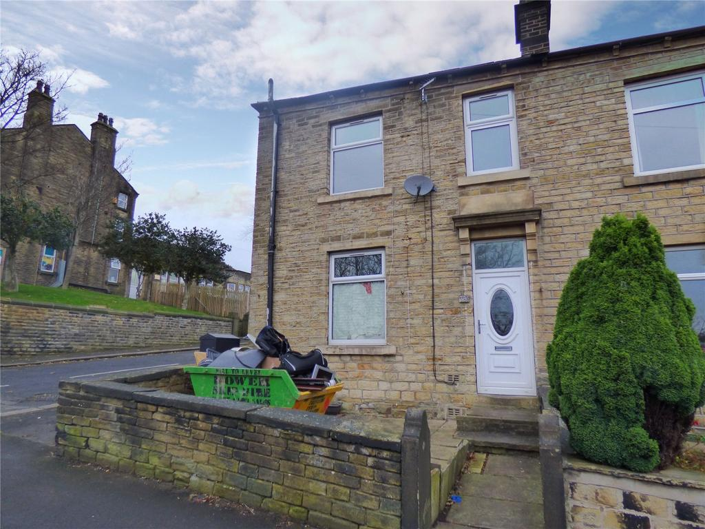 2 Bedrooms End Of Terrace House for sale in Scar Lane, Golcar, Huddersfield, West Yorkshire, HD7