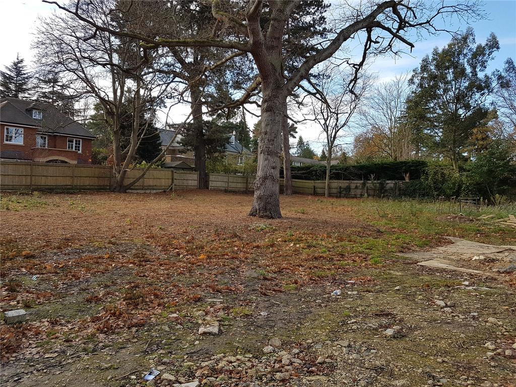 Land Commercial for sale in Old Avenue, Weybridge, Surrey, KT13