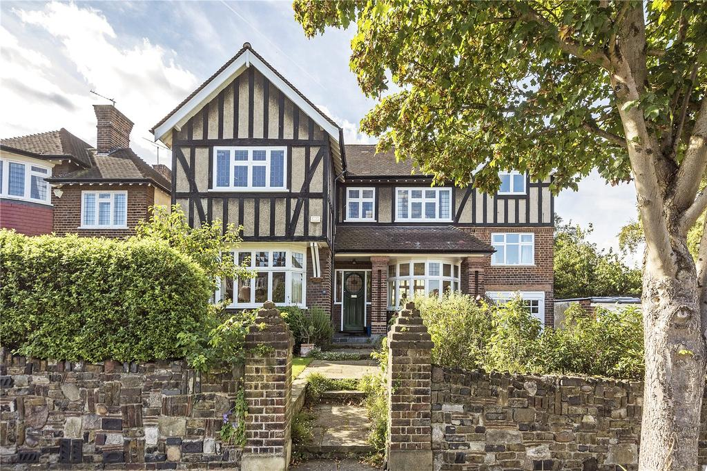 7 Bedrooms Detached House for sale in Berwyn Road, Richmond, Surrey, TW10