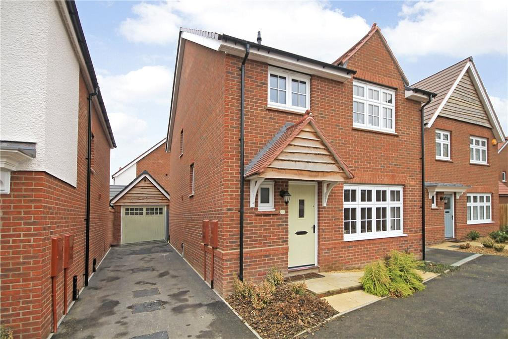4 Bedrooms Detached House for sale in Wymund Way, Hauxton, Cambridge, CB22