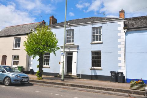 2 bedroom terraced house to rent - East Street, South Molton,