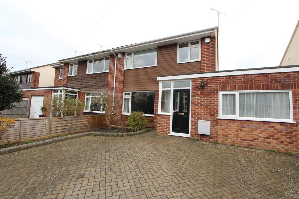 4 Bedrooms Semi Detached House for sale in Select cul-de-sac in Congresbury
