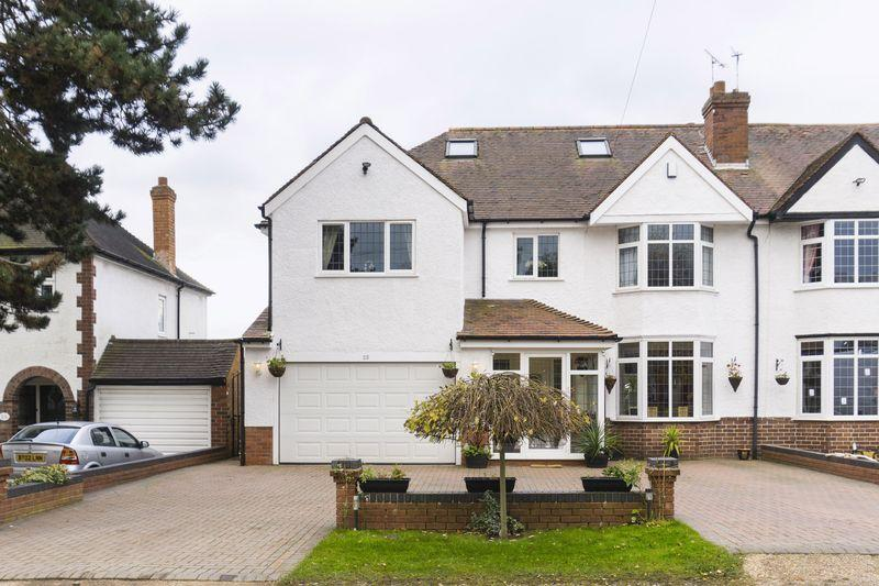 6 Bedrooms Semi Detached House for sale in Scott Road, Walsall