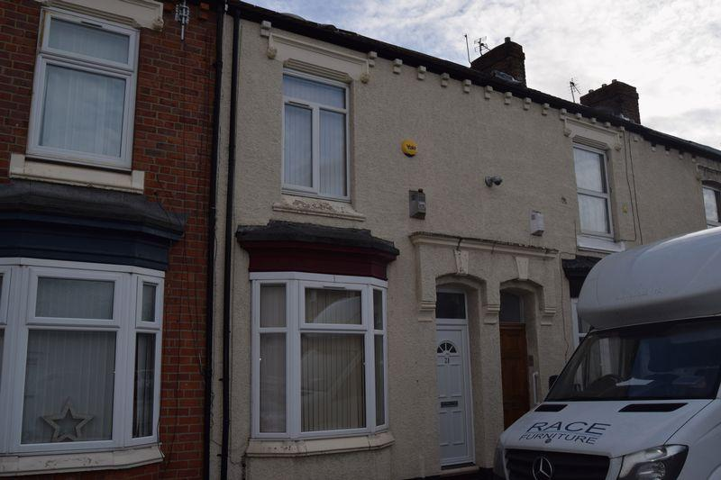 4 Bedrooms Terraced House for sale in Myrtle Street, Middlesbrough