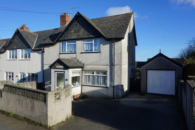 3 Bedrooms Terraced House for sale in New Road, Bude