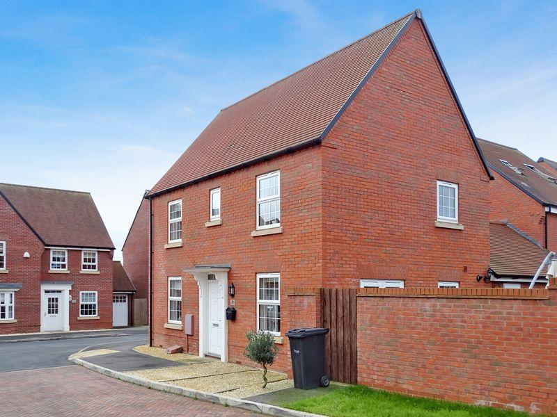 3 Bedrooms Detached House for sale in Cranesbill Road, Melksham