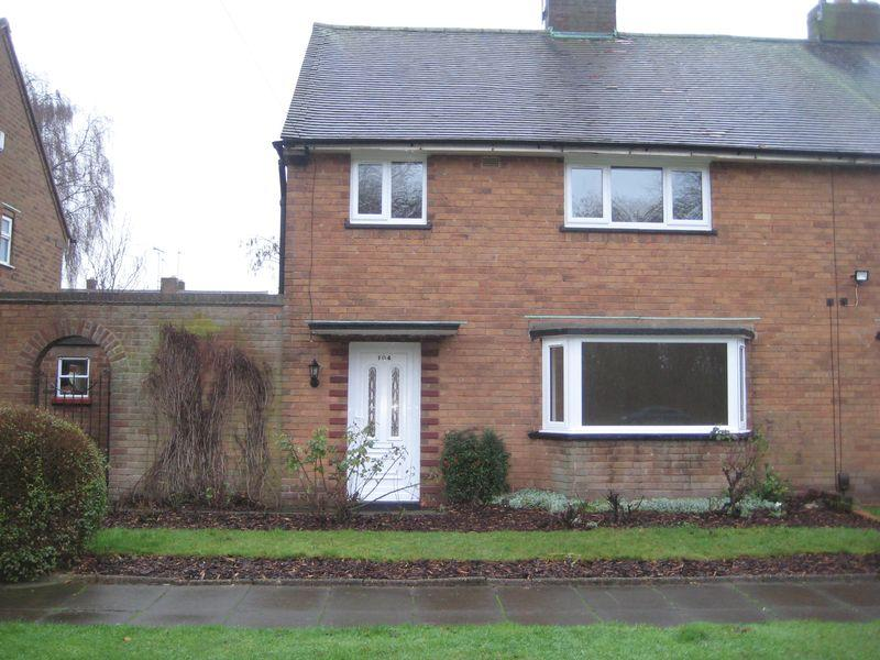 3 Bedrooms Semi Detached House for rent in HOUGH ROAD, WALSALL