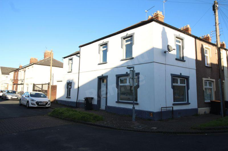 3 Bedrooms Terraced House for sale in Slade Street, Newport