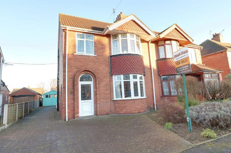 3 Bedrooms Semi Detached House for sale in Peveril Avenue,Old Brumby
