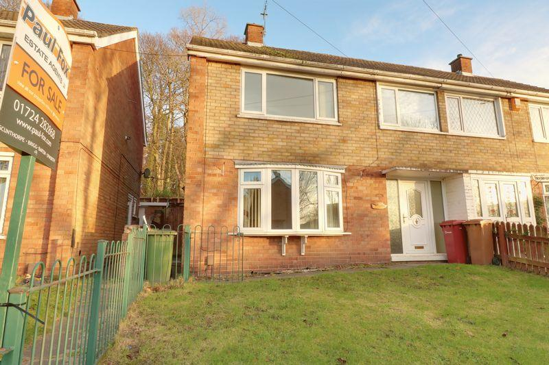 3 Bedrooms Semi Detached House for sale in Hardy Road, Scunthorpe