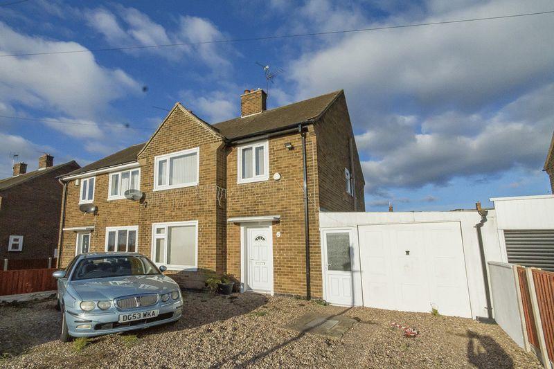 3 Bedrooms Semi Detached House for sale in HARRINGTON AVENUE, BORROWASH
