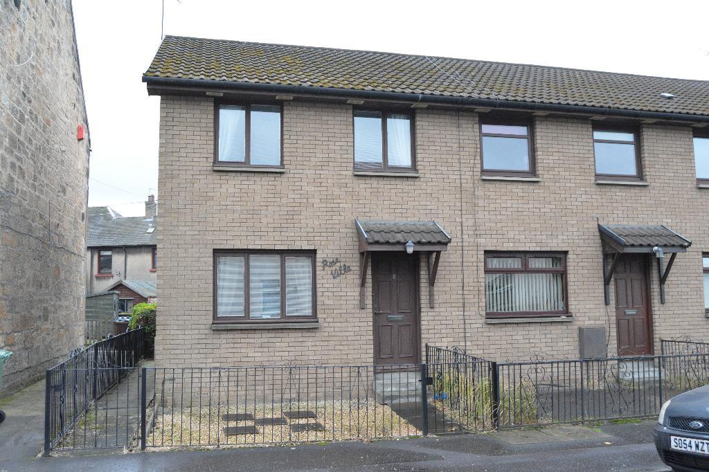 2 Bedrooms End Of Terrace House for sale in Roxburgh Street, Grangemouth, Falkirk, FK3 9AJ