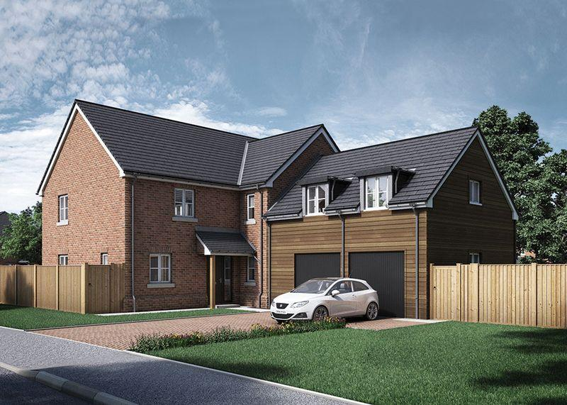 East Hanney New Build