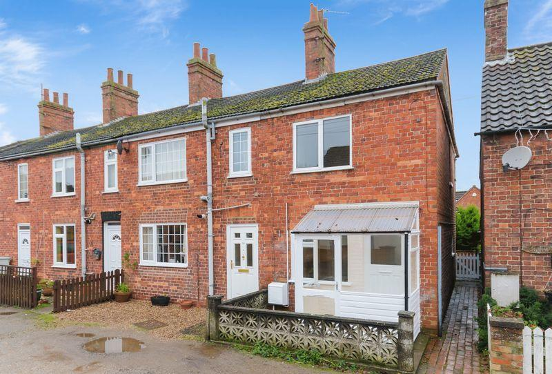 2 Bedrooms End Of Terrace House for sale in Masonic Lane, Spilsby
