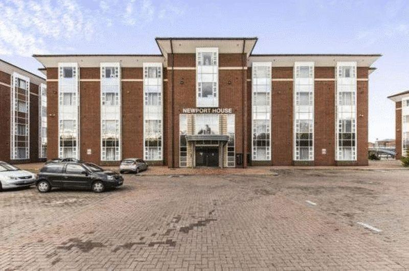 1 Bedroom Apartment Flat for sale in Thornaby Place, Stockton-On-Tees