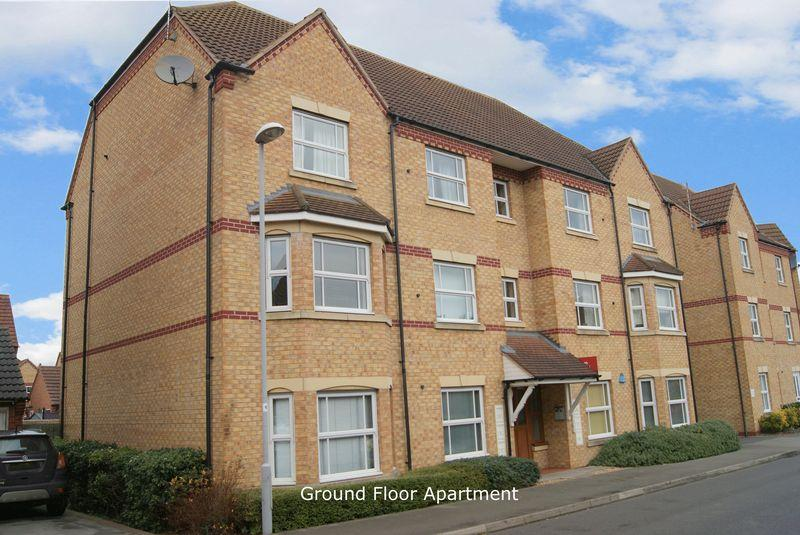 2 Bedrooms Apartment Flat for sale in John Gold Avenue, Newark