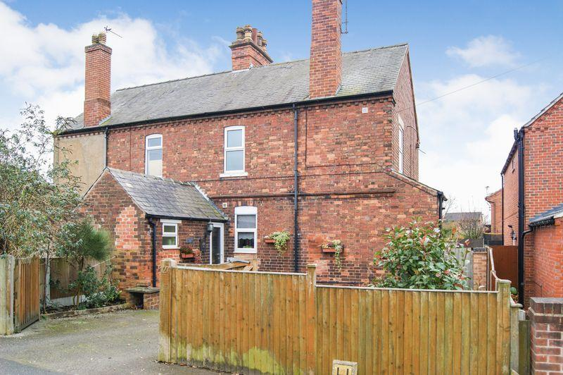 4 Bedrooms Semi Detached House for sale in Hawton Lane, Balderton