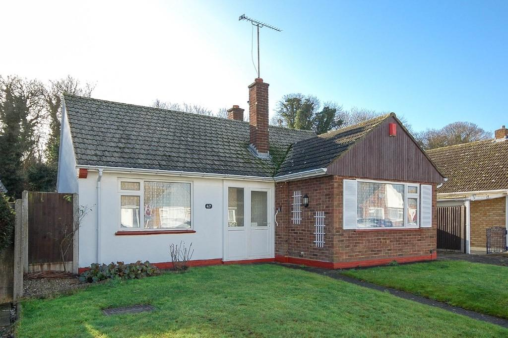 2 Bedrooms Detached Bungalow for sale in Cherry Gardens, Herne Bay