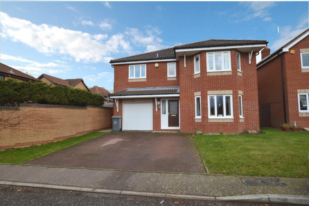 4 Bedrooms Detached House for sale in Howard Way, Aylsham