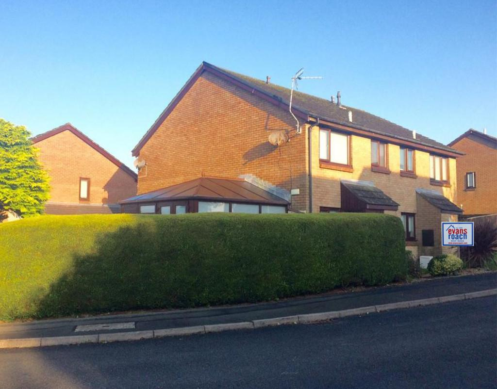 1 Bedroom Semi Detached House for sale in Monnow Close, Steynton, Milford Haven