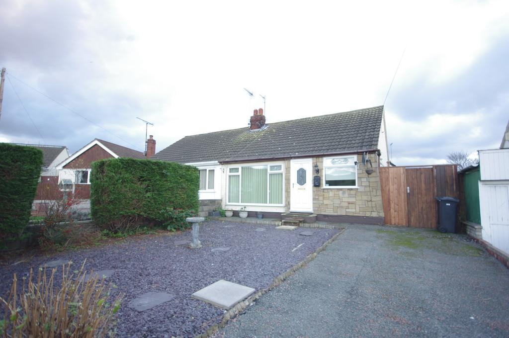 2 Bedrooms Semi Detached Bungalow for sale in Salisbury Drive, Prestatyn