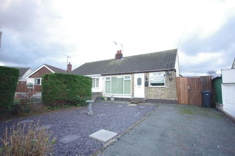 3 bedroom semi-detached bungalow for sale - Salisbury Drive, Prestatyn