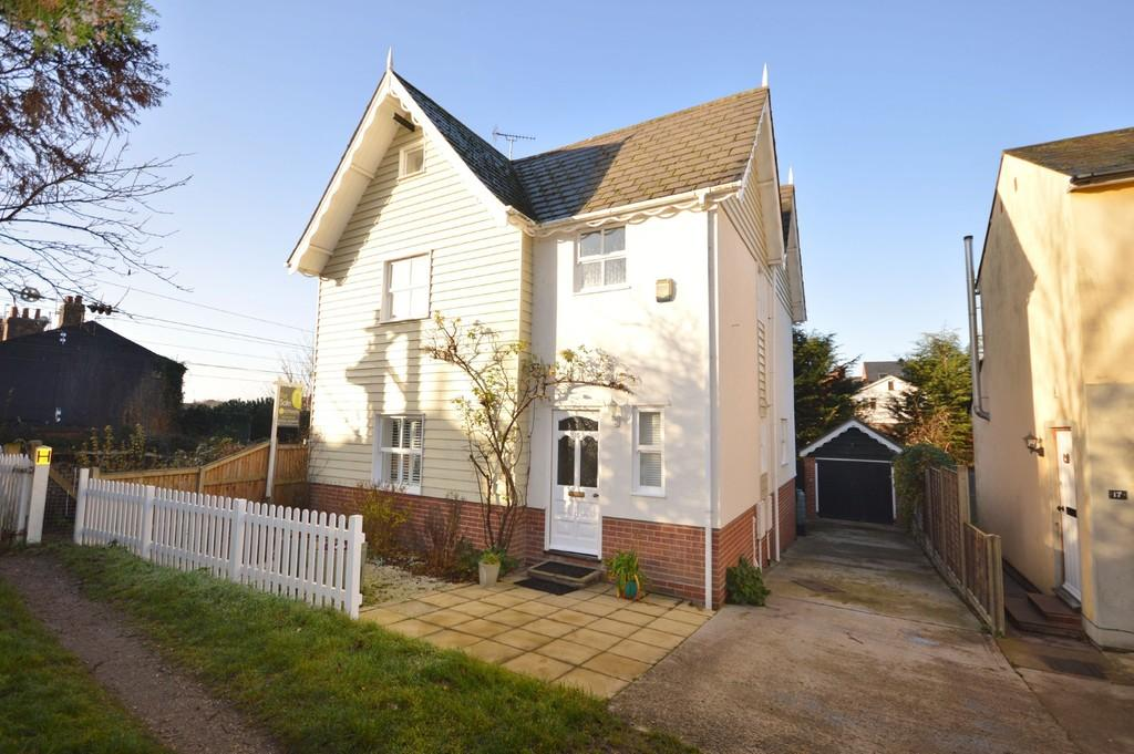 3 Bedrooms Detached House for sale in Paget Road, Wivenhoe