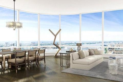 5 bedroom penthouse  - 111 Murray Street, Manhattan