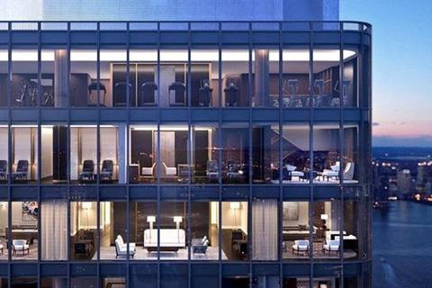 3 bedroom apartment  - 125 Greenwich Street, Manhattan