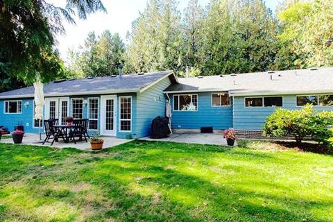 5 bedroom farm house  - 258 224th Street, Langley, Campbell Valley