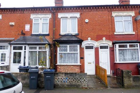 2 bedroom terraced house to rent - Knowle Road,Sparkhill,Birmingham,