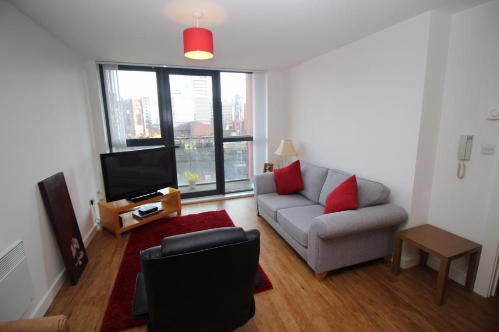 2 Bedrooms Apartment Flat for sale in Quebec Building, Bury Road, Salford, M3