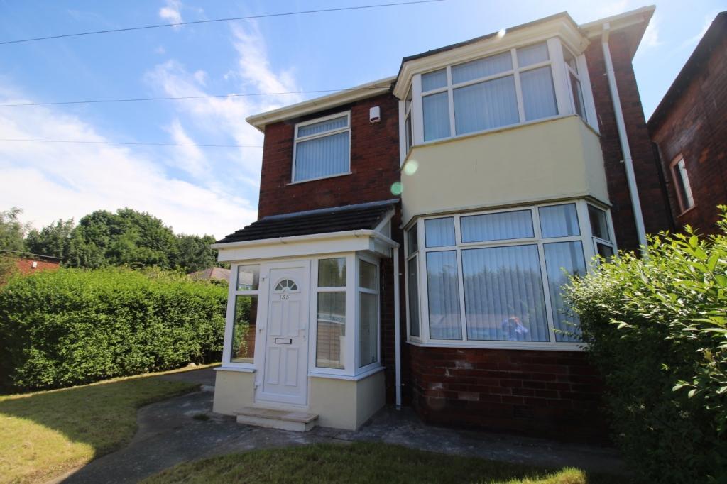 3 Bedrooms Detached House for sale in Hilton Lane, Prestwich, Manchester, M25
