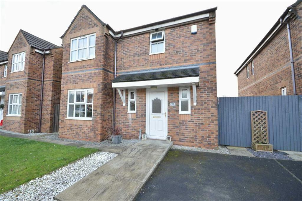3 Bedrooms Detached House for sale in Epping Avenue, Accrington, Lancashire, BB5