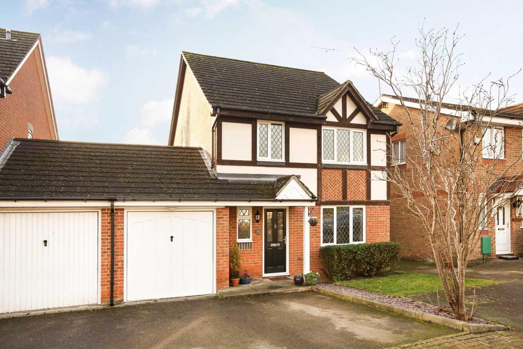 4 Bedrooms Link Detached House for sale in Tortoiseshell Way, Berkhamsted