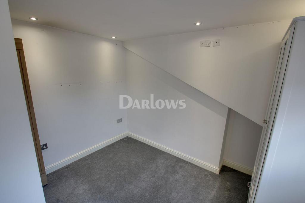 2 Bedrooms Flat for sale in Severn Road, Canton