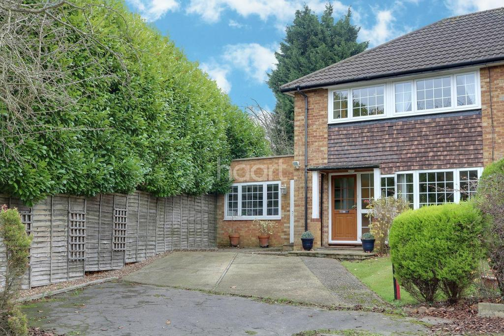 4 Bedrooms Semi Detached House for sale in Heyford Road, Radlett